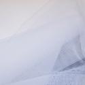 Dress Net Tutu Mesh Tulle Fancy Fairy Bridal Petticoat Material Fabric White