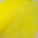 Dress Net Tutu Mesh Tulle Fancy Fairy Bridal Petticoat Material Fabric Yellow