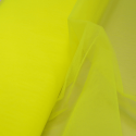 Dress Net Tutu Mesh Tulle Fancy Fairy Bridal Petticoat Material Fabric Flo Lemon