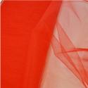 Dress Net Tutu Mesh Tulle Fancy Fairy Bridal Petticoat Material Fabric Red