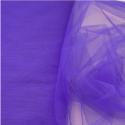 Dress Net Tutu Mesh Tulle Fancy Fairy Bridal Petticoat Material Fabric Voilet