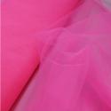 Dress Net Tutu Mesh Tulle Fancy Fairy Bridal Petticoat Material Fabric Flo Rose
