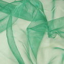 Sheer Organza Fabric Voile Drape Curtain, Wedding Fabric 150cm Wide Bottle