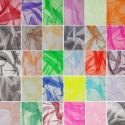 Sheer Organza Fabric Voile Drape Curtain, Wedding Fabric 150cm Wide