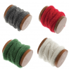1m Cable Knitted Trim 7cm Wide Gifts Craft Decoration