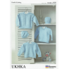 Mix and Match Jumpers Sweaters and Hats Knitting Pattern UKHKA108