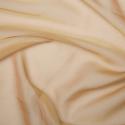 Cationic Chiffon Two Tone Fabric Gold