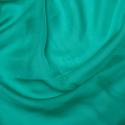 Cationic Chiffon Two Tone Fabric Peppermint
