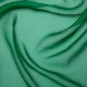 Cationic Chiffon Two Tone Fabric Bright Green