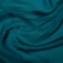 Cationic Chiffon Two Tone Fabric Teal