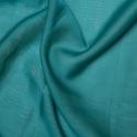 Cationic Chiffon Two Tone Fabric Turquoise