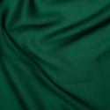 Cationic Chiffon Two Tone Fabric Bottle Green