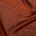 Cationic Chiffon Two Tone Fabric Copper