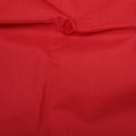 Red Heavy Weight Waterproof Canvas Fabric