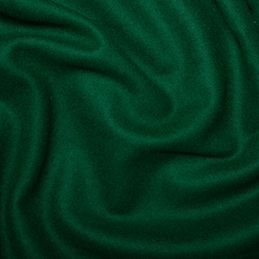 Holly Green Baize Felt Fabric Wool & Nylon Mix