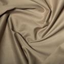 Beige Polycotton Gaberchino Twill Fabric