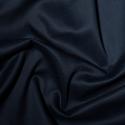 Navy Polycotton Gaberchino Twill Fabric