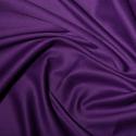 Purple Polycotton Gaberchino Twill Fabric