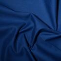 Royal Blue Polycotton Gaberchino Twill Fabric
