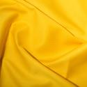 Yellow Polycotton Gaberchino Twill Fabric