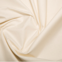 Ivory 100% Cotton Sheeting Fabric Lining Material