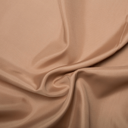 Beige Premium Quality Anti Static Dress Lining Fabric 144cm Wide