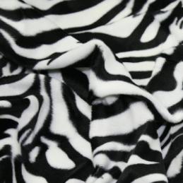 Animal Skin Print Velboa Faux Fur Velour Pony Skin 145cm Wide