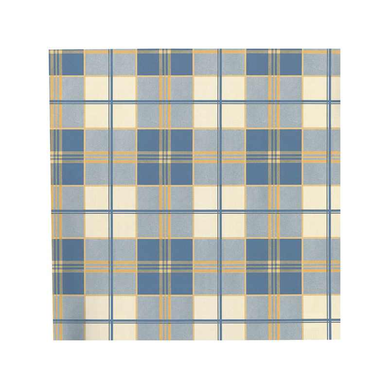 Vinyl Pvc Tablecloth Stockholm Tartan Style Check Pattern