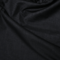 Black Interlining 100% Cotton Fusible Iron On Fabric