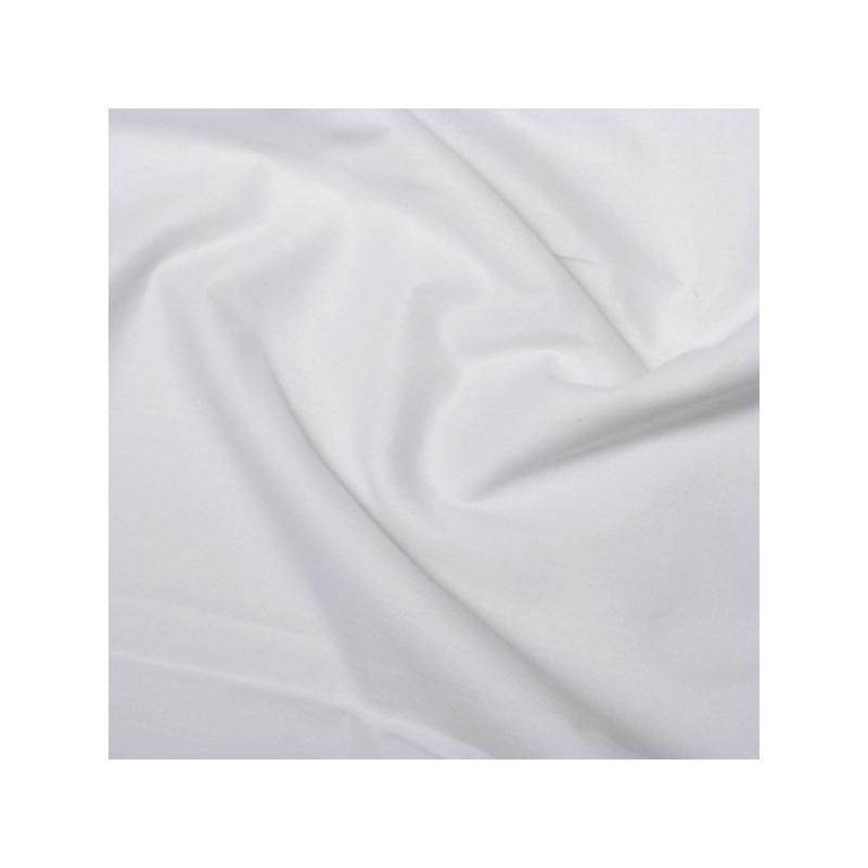 White Interlining 100% Cotton Fusible Iron On Fabric