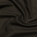 Chocolate Ponte Roma Fabric Jersey Stretch