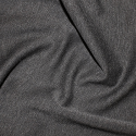 Marl Grey Ponte Roma Fabric Jersey Stretch