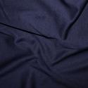 Navy Ponte Roma Fabric Jersey Stretch