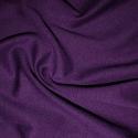 Purple Ponte Roma Fabric Jersey Stretch