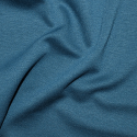 Teal Ponte Roma Fabric Jersey Stretch