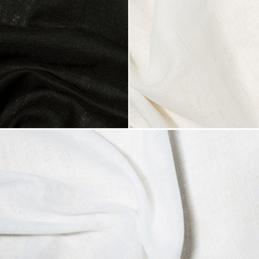 Fire Retardant Muslin 100% Cotton Fabric Wedding Drapes