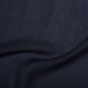 Navy Japanese Chiffon Fabric Premium
