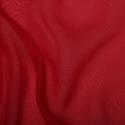 Red Japanese Chiffon Fabric Premium