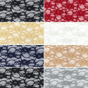Corded Lace Fabric Raschelle