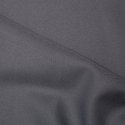 Silver Plain Polyester Twill Fabric