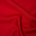 Red Plain Polyester Twill Fabric