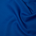 Royal Blue Plain Polyester Twill Fabric