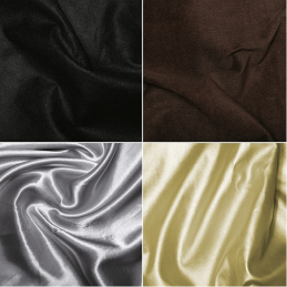 Stretch PU Leathercloth Faux Leather Polyester 140cm Wide
