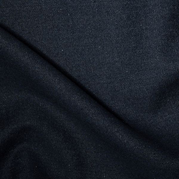 14oz Indigo Heavyweight Cotton Denim Fabric 150cm Wide