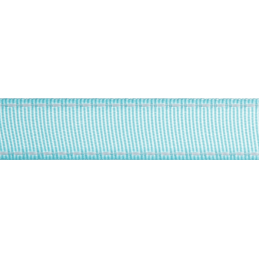 6mm x 5m Wired Edge Stitch Effect Polyester Craft Ribbon Celebrate