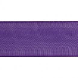 Nylon Organdie Organza 9mm x 8m Craft Ribbon Multi Colour Celebration