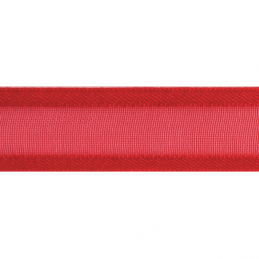 Satin Edge Nylon Organza Split 12mm x 5m Craft Ribbon Multi Colour Celebration