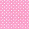 Polycotton Fabric Oh Sew 4mm Polka Dots Spots Spotty