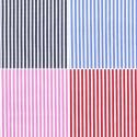 3mm Stripes Lines Polycotton Shirting Dressmaking Fabric