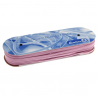 Hemline 1m x 6mm Pink Polyester Elastic Premium Quality